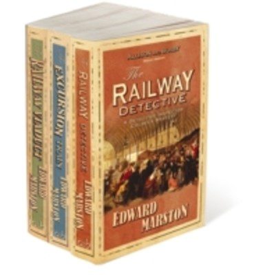 Railway Detective Collection
