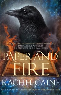 (ebook) Paper and Fire - Children's Fiction