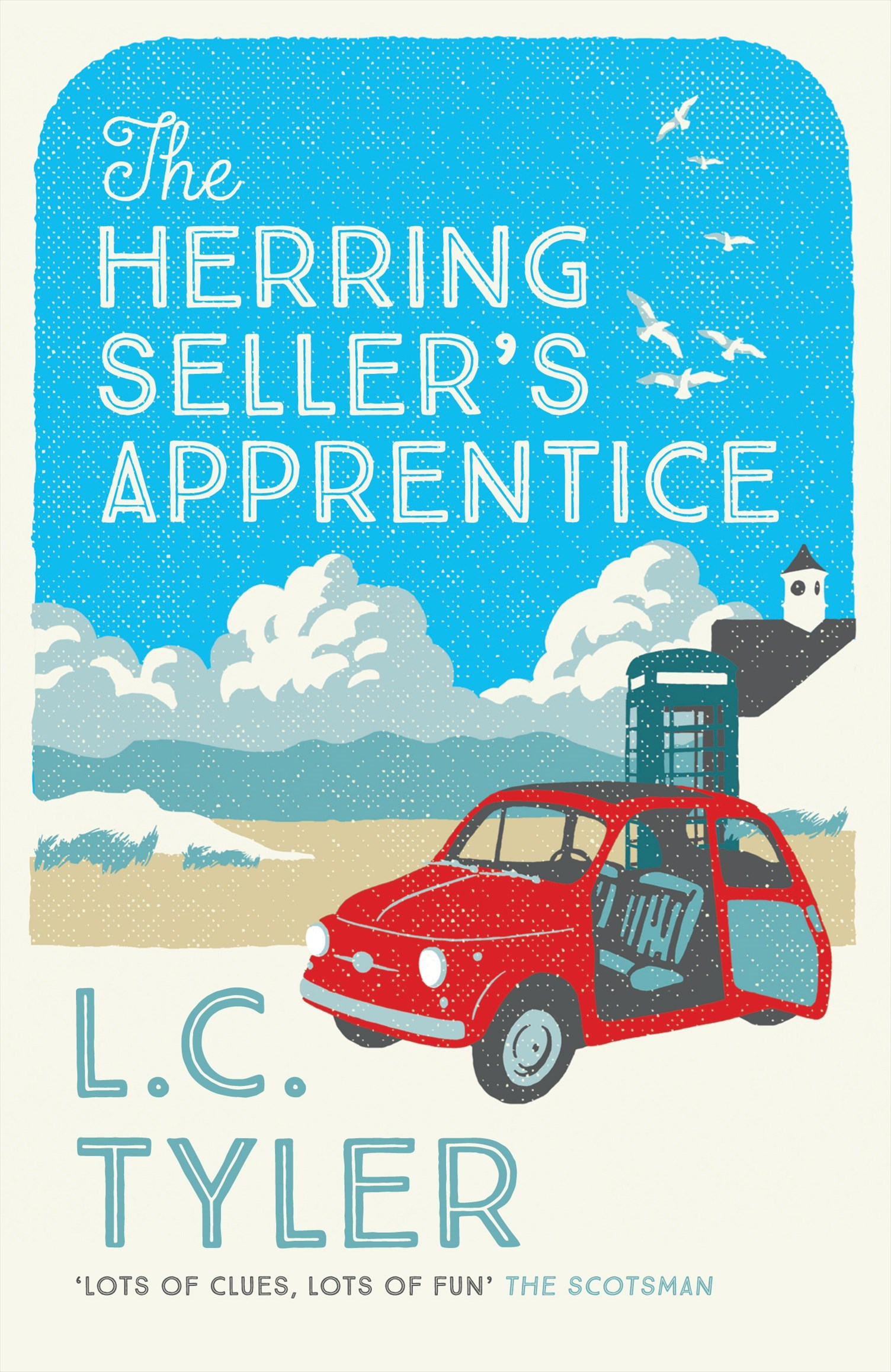 Herring Seller's Apprentice