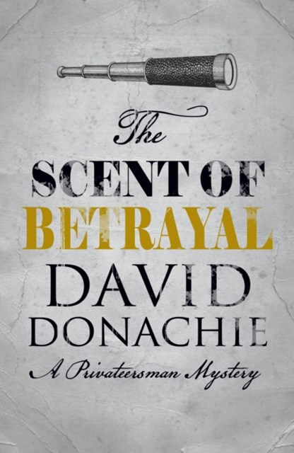 (ebook) Scent of Betrayal