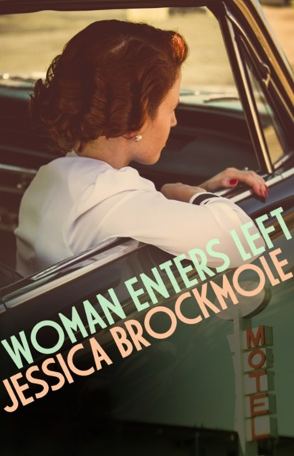 (ebook) Woman Enters Left
