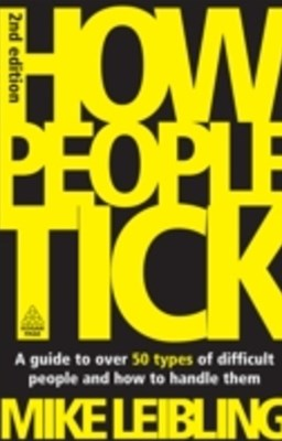 (ebook) How People Tick
