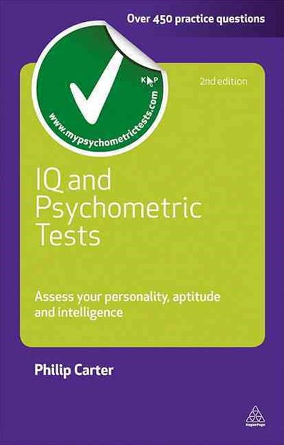 Iq and Psychometric Tests