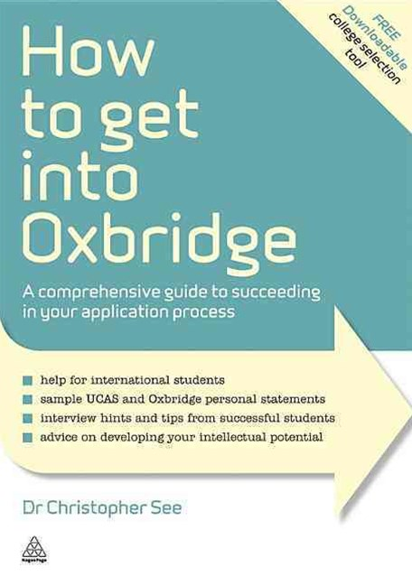 How to Get into Oxbridge