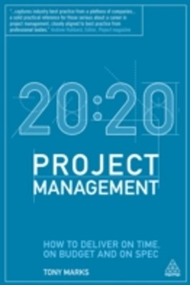 (ebook) 20:20 Project Management
