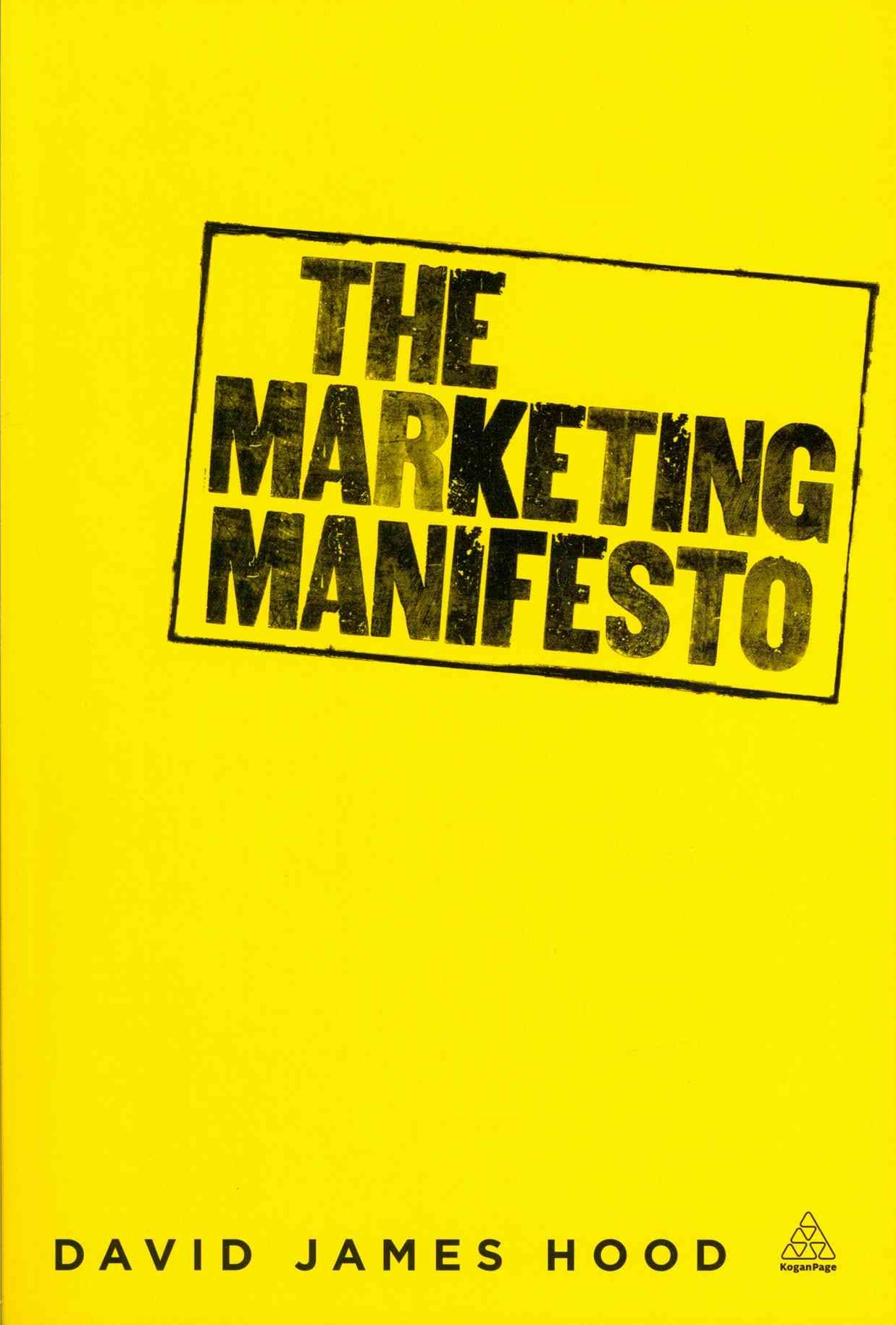 The Marketing Manifesto