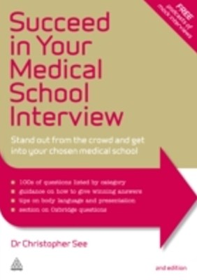 (ebook) Succeed in Your Medical School Interview