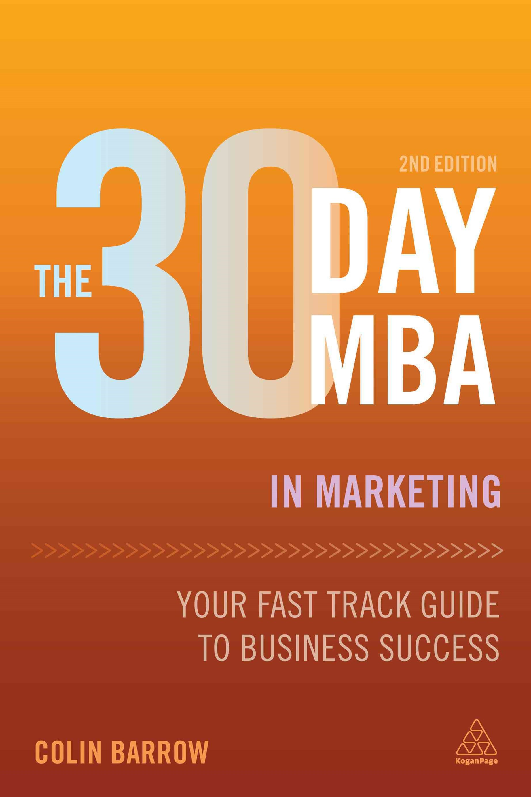 30 Day MBA in Marketing