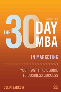 (ebook) 30 Day MBA in Marketing - Business & Finance Careers