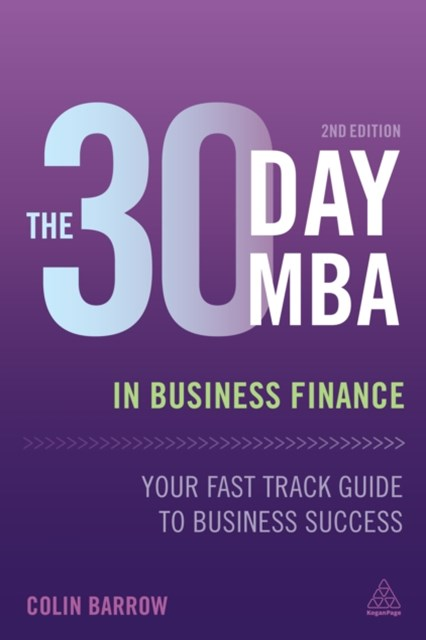 30 Day MBA in Business Finance