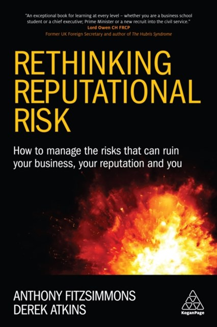 (ebook) Rethinking Reputational Risk