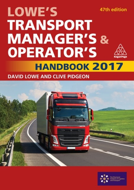 (ebook) Lowe's Transport Manager's and Operator's Handbook 2017