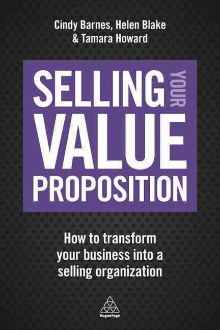 Selling Your Value Proposition