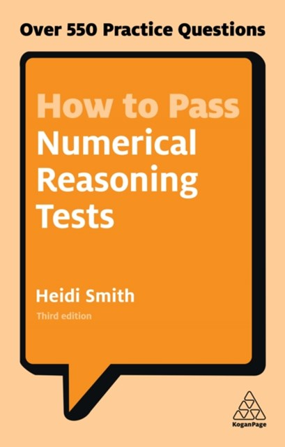 (ebook) How to Pass Numerical Reasoning Tests