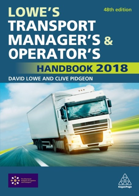 (ebook) Lowe's Transport Manager's and Operator's Handbook 2018