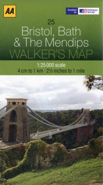 Bristol, Bath and the Mendips