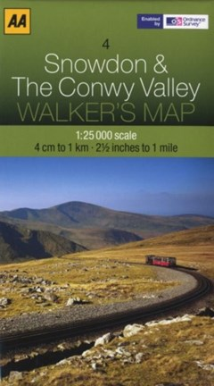 Aa Snowdon & Conwy Valley Walker