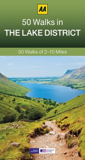 50 Walks in the Lake District