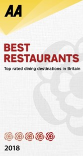 AA Best British Restaurants by AA Publishing (9780749578893) - PaperBack - Travel Restaurant Guides
