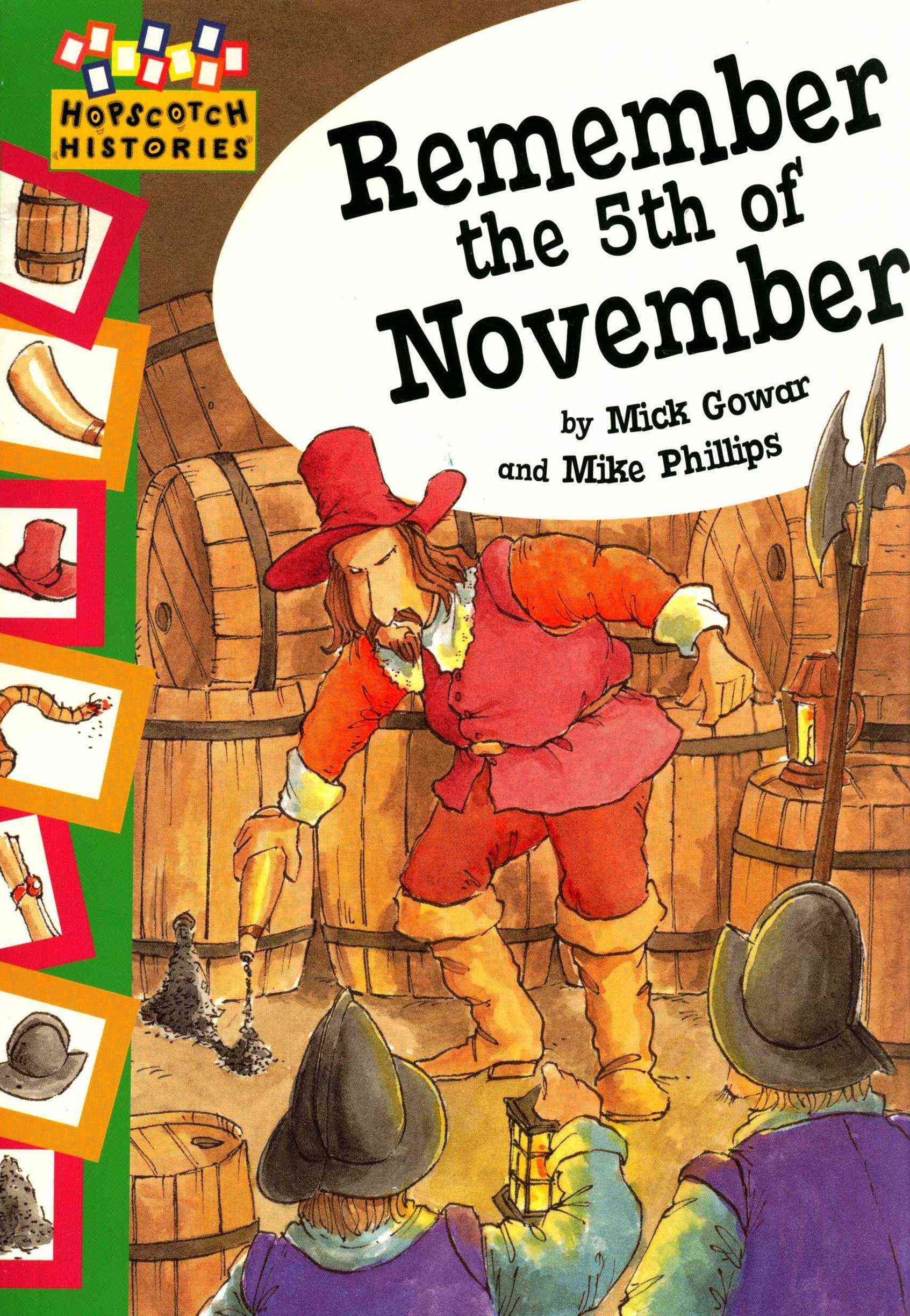 Hopscotch Histories: Remember the 5th November