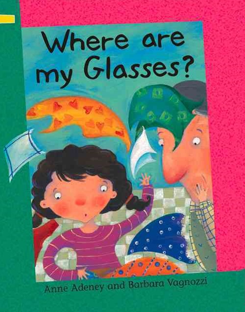 Reading Corner: Where are my Glasses?