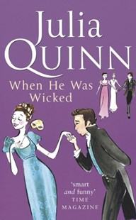 When He Was Wicked by Julia Quinn (9780749936624) - PaperBack - Historical fiction