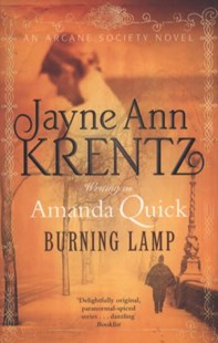 Burning Lamp by Amanda Quick, Jayne Ann Krentz (9780749952969) - PaperBack - Fantasy