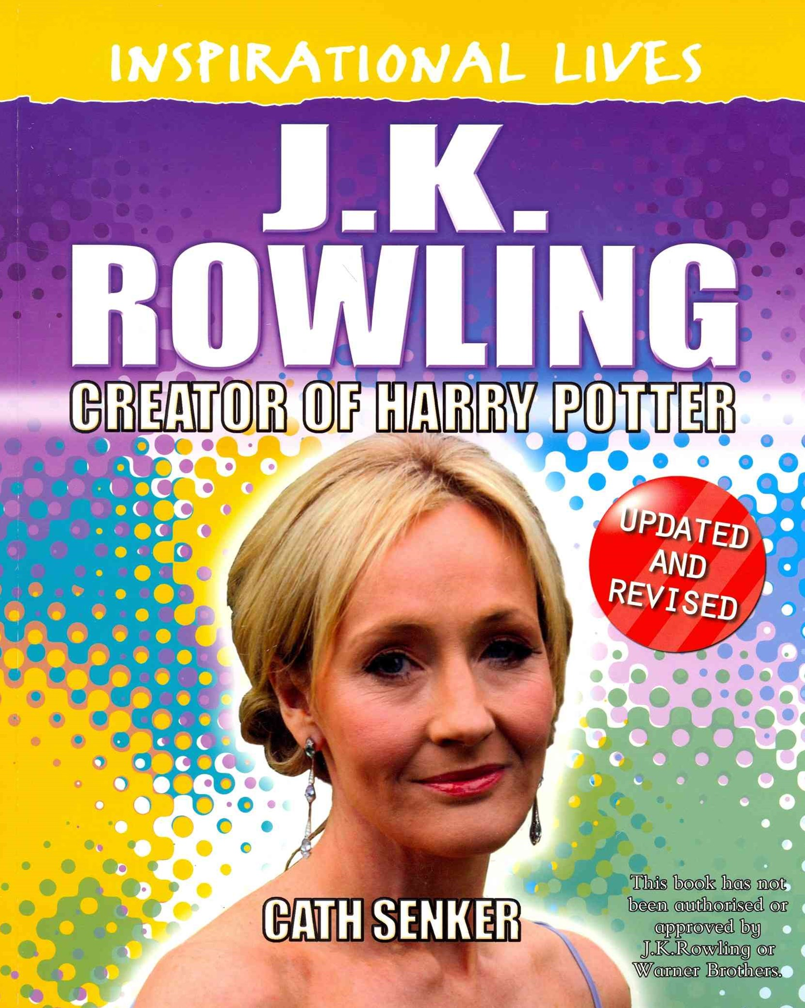 Inspirational Lives: JK Rowling