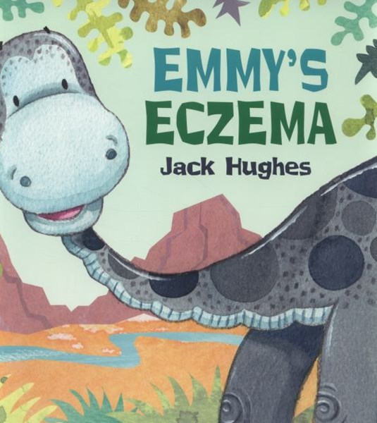 Dinosaur Friends: Emmy's Eczema