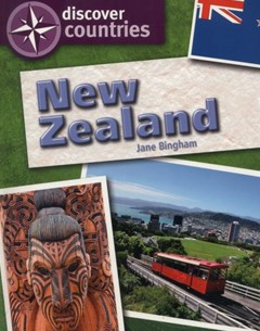 Discover Countries: New Zealand