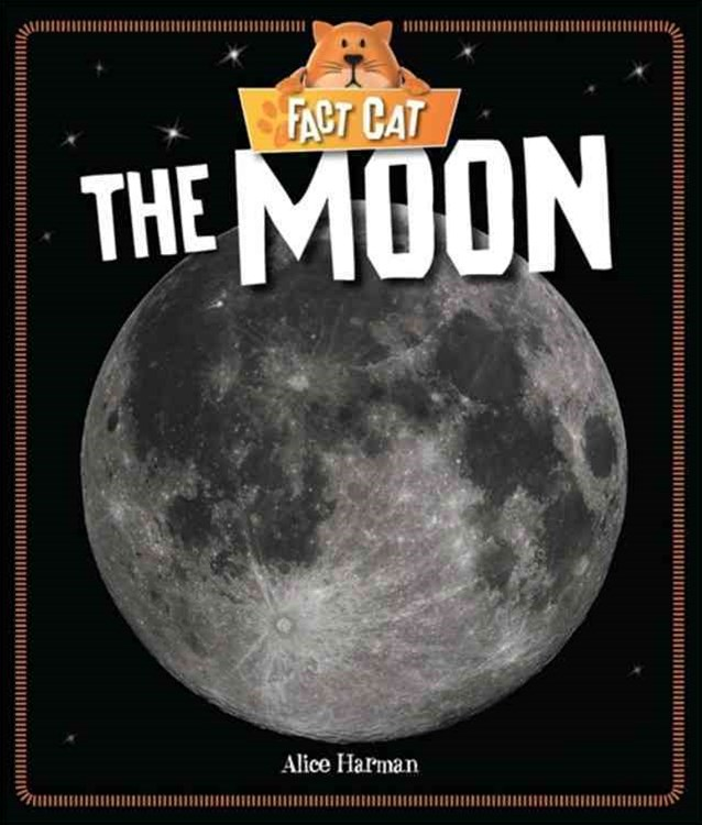 Fact Cat: Space: Moon