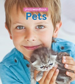 Photo Word Book: Pets