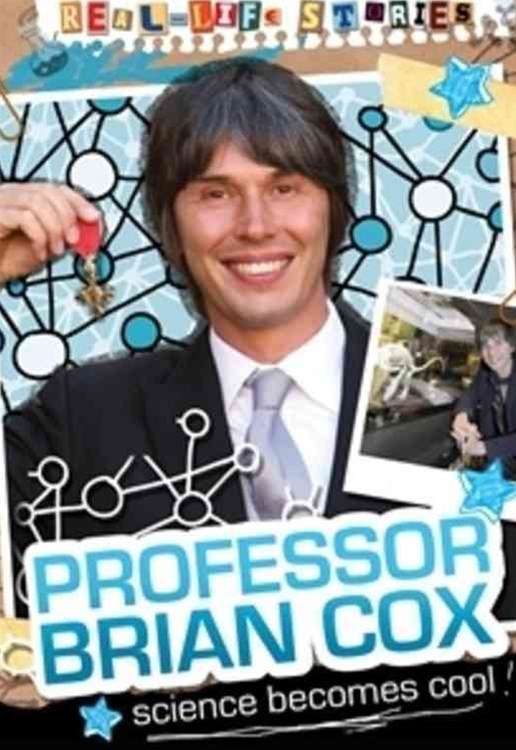 Real-life Stories: Brian Cox