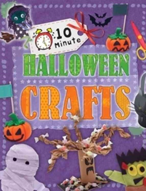 10 Minute Crafts: Halloween