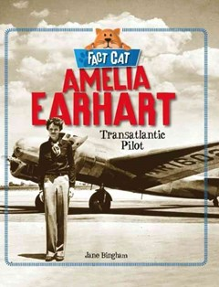 Fact Cat: History: Amelia Earhart