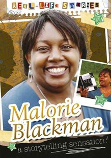 Real-life Stories: Malorie Blackman by Sarah Eason (9780750290456) - PaperBack - Non-Fiction Biography