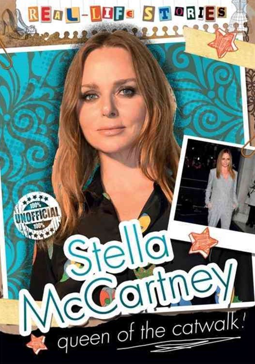 Stella McCartney Queen of the Catwalk!