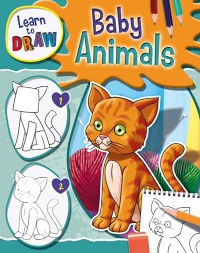 Learn to Draw: Baby Animals