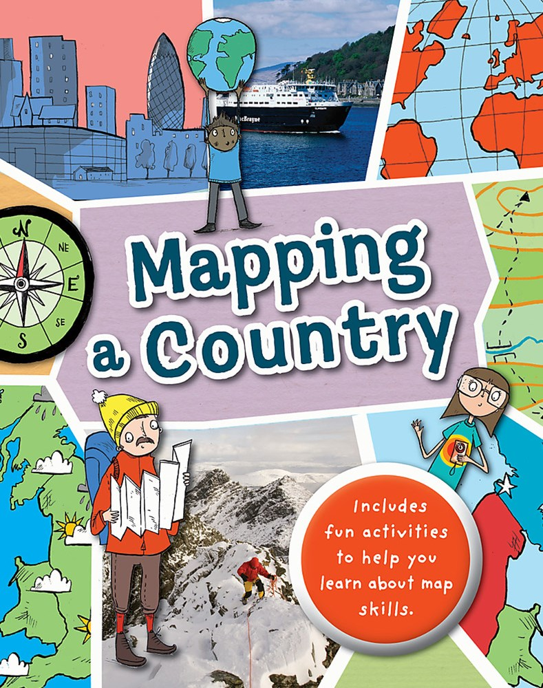 Mapping: My Country