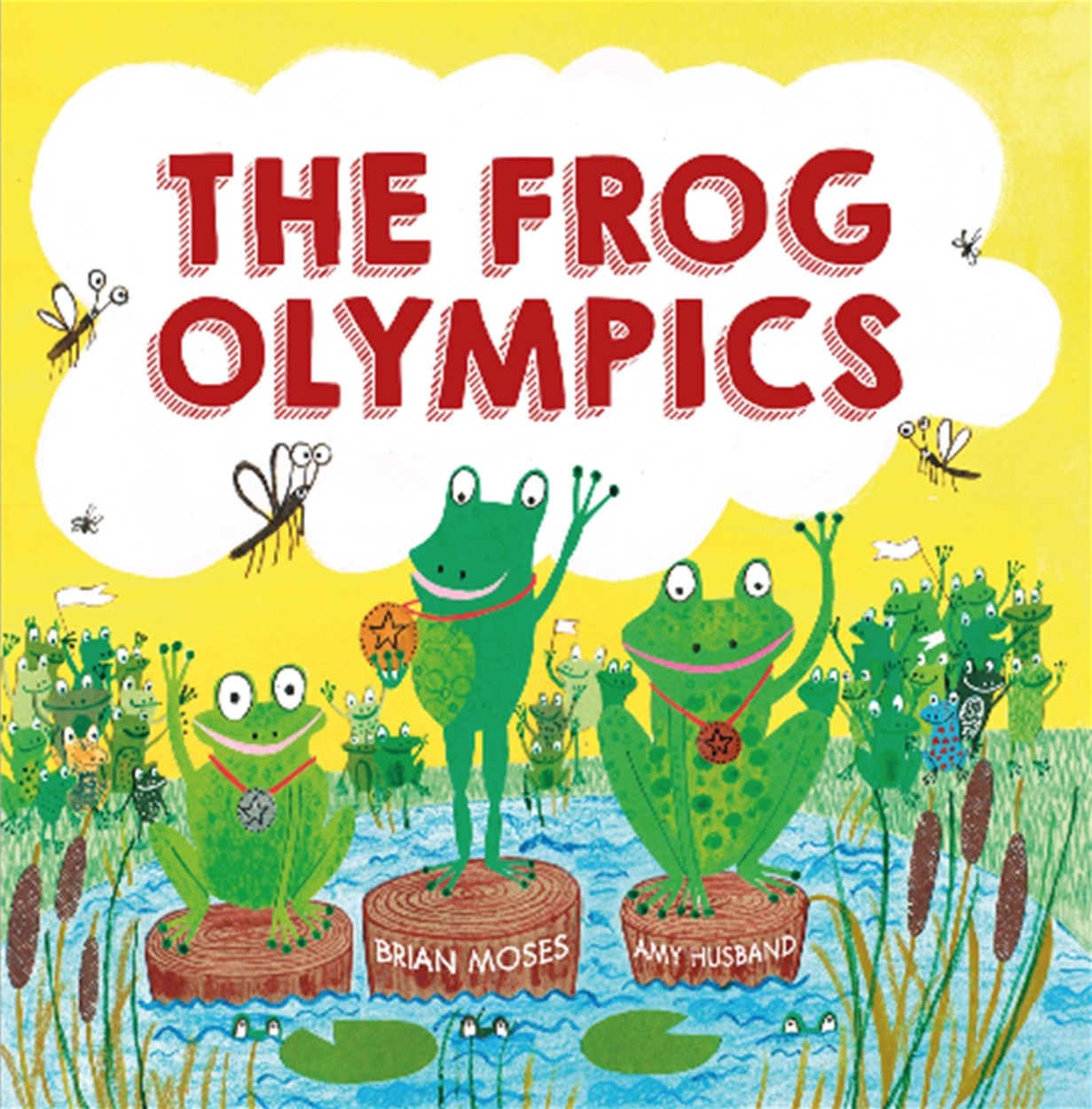 The Frog Olympics