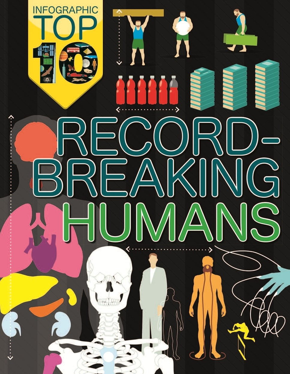 Infographic Top Ten: Record-Breaking Humans