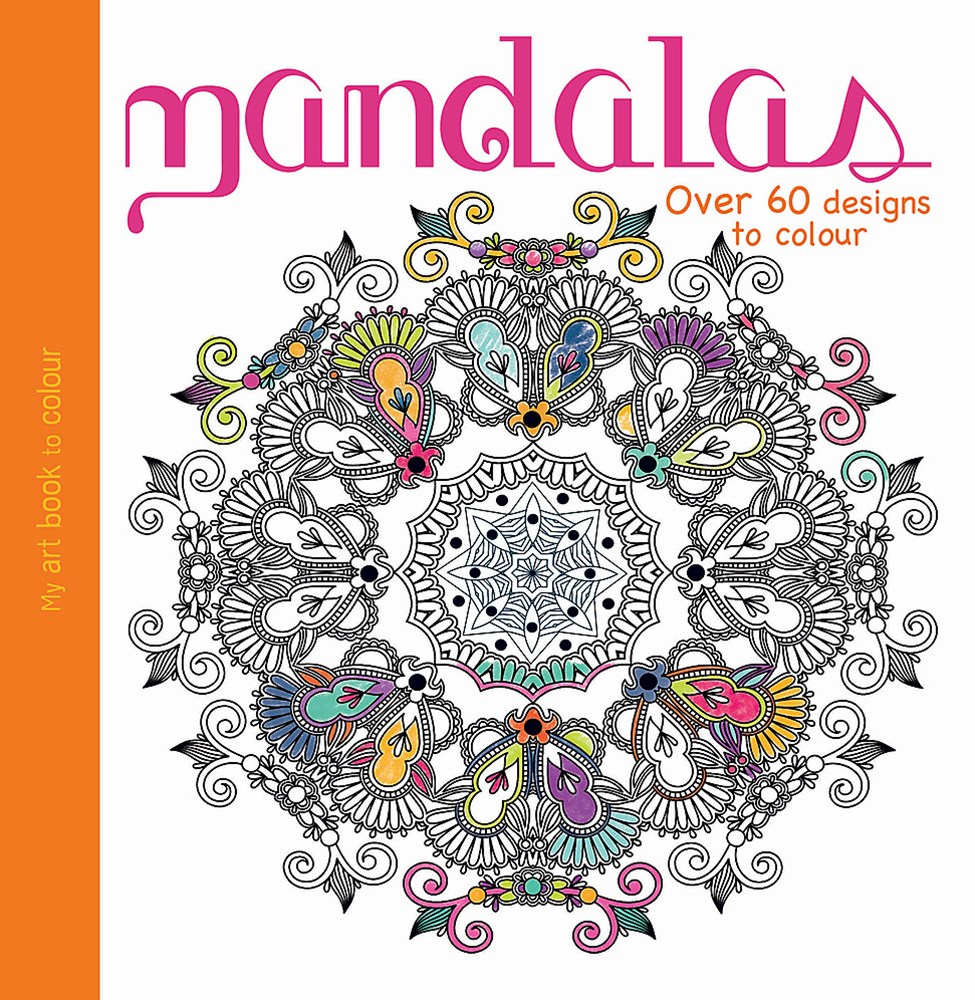 My Art Book to Colour: Mandalas
