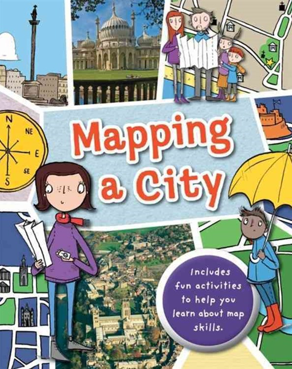 Mapping: A City