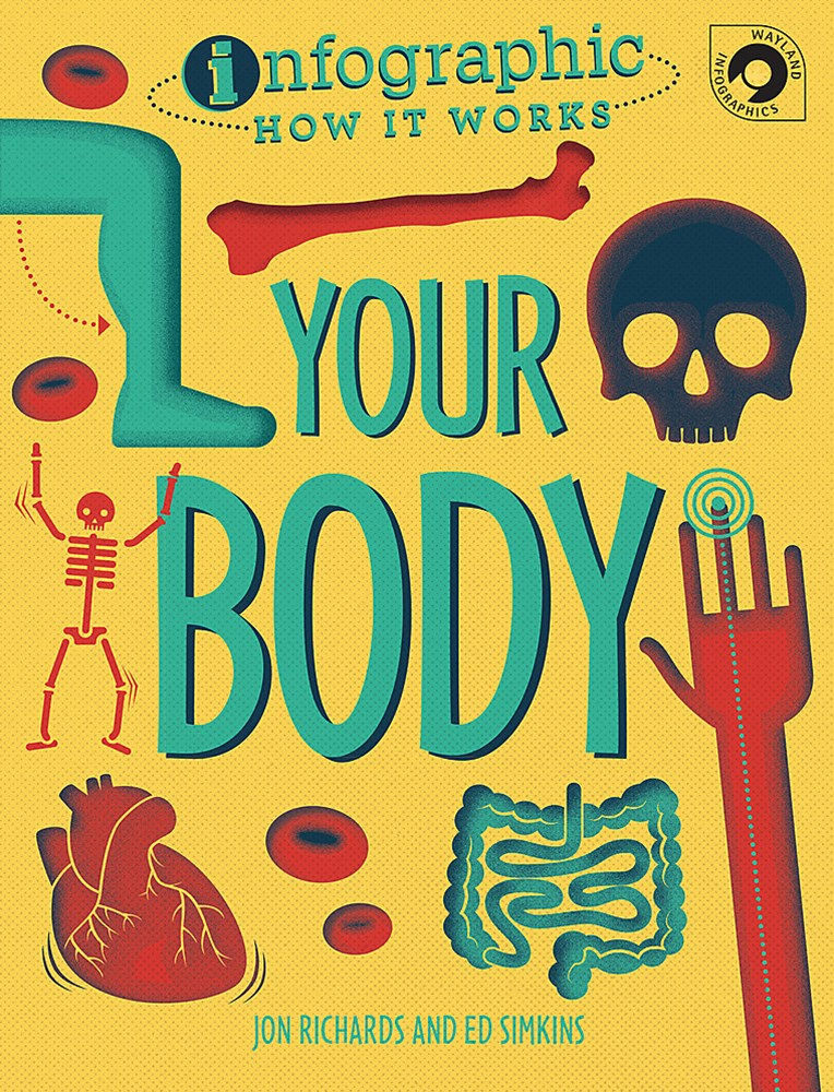 Infographic How It Works: Your Body