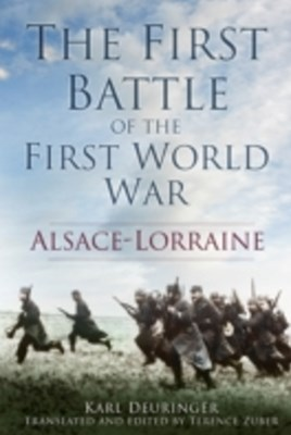 First Battle of the First World War