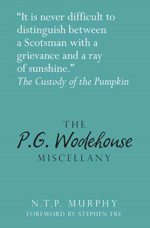 P.G. Wodehouse Miscellany