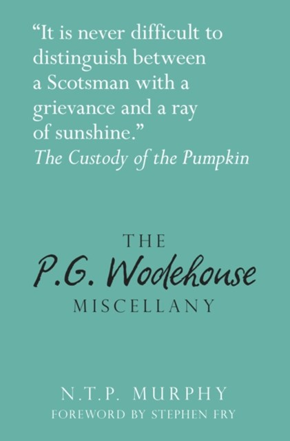 (ebook) P.G. Wodehouse Miscellany