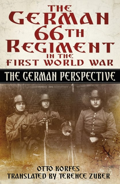 German 66th Regiment in the First World War