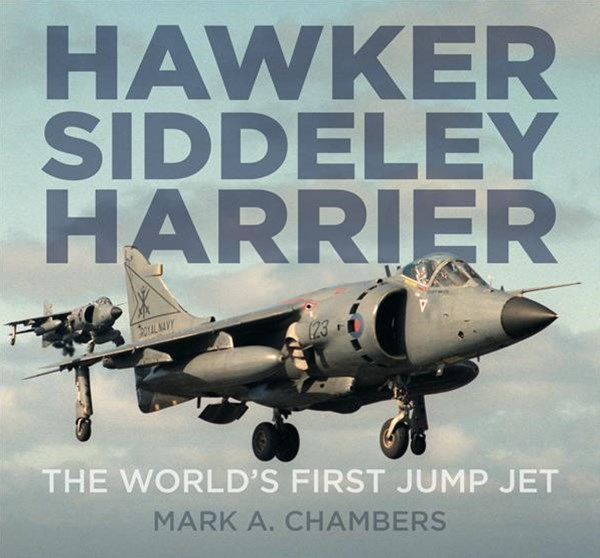 Hawker Siddeley Harrier: The World's First Jump Jet