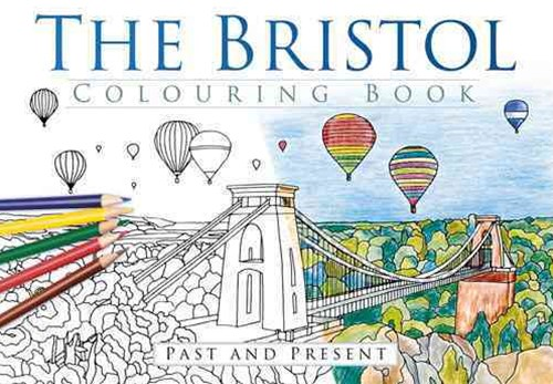 Bristol Country Colouring Book